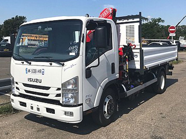 Photo ISUZU P75 190H E6