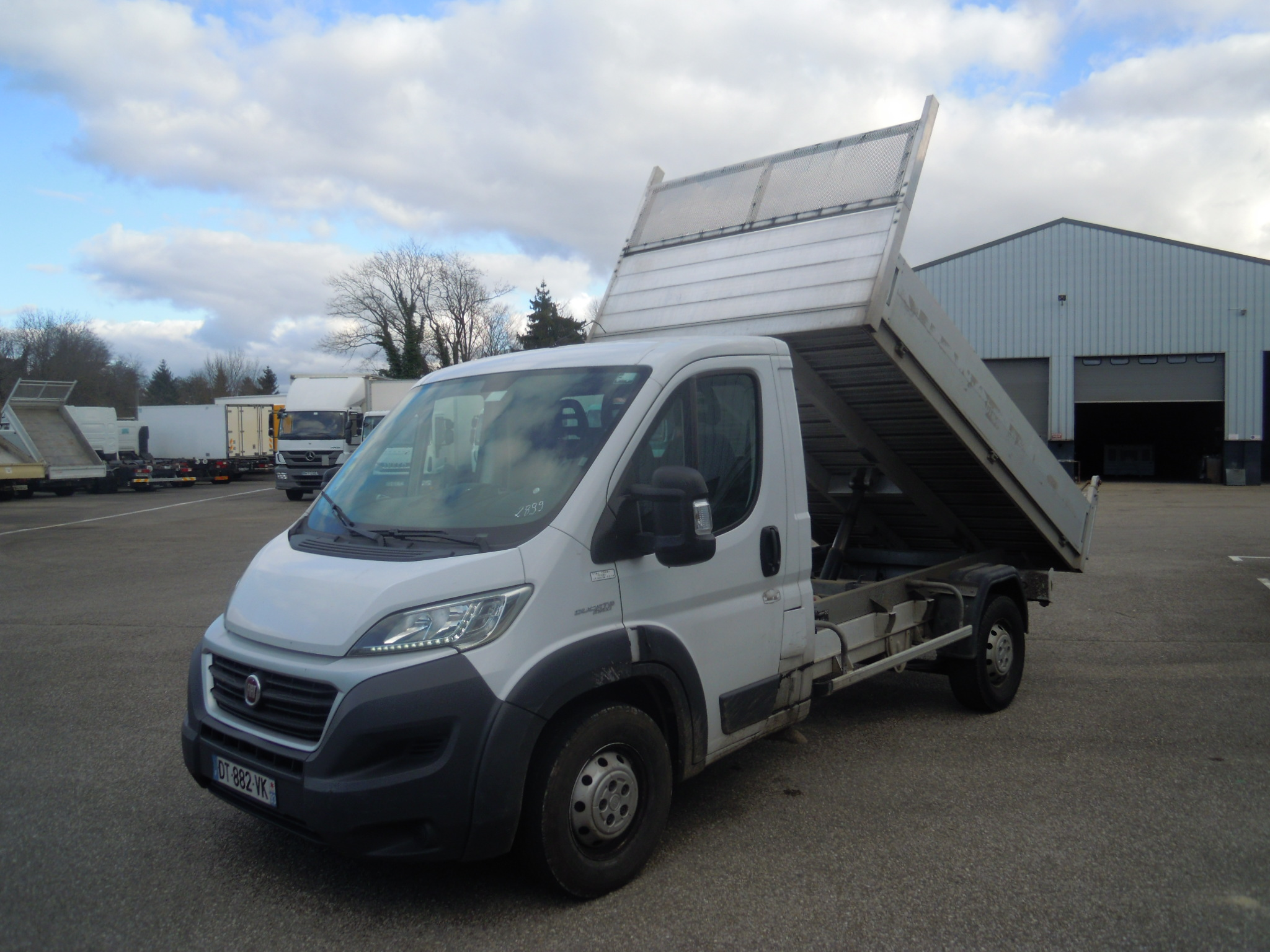Photo FIAT DUCATO 130 MJT