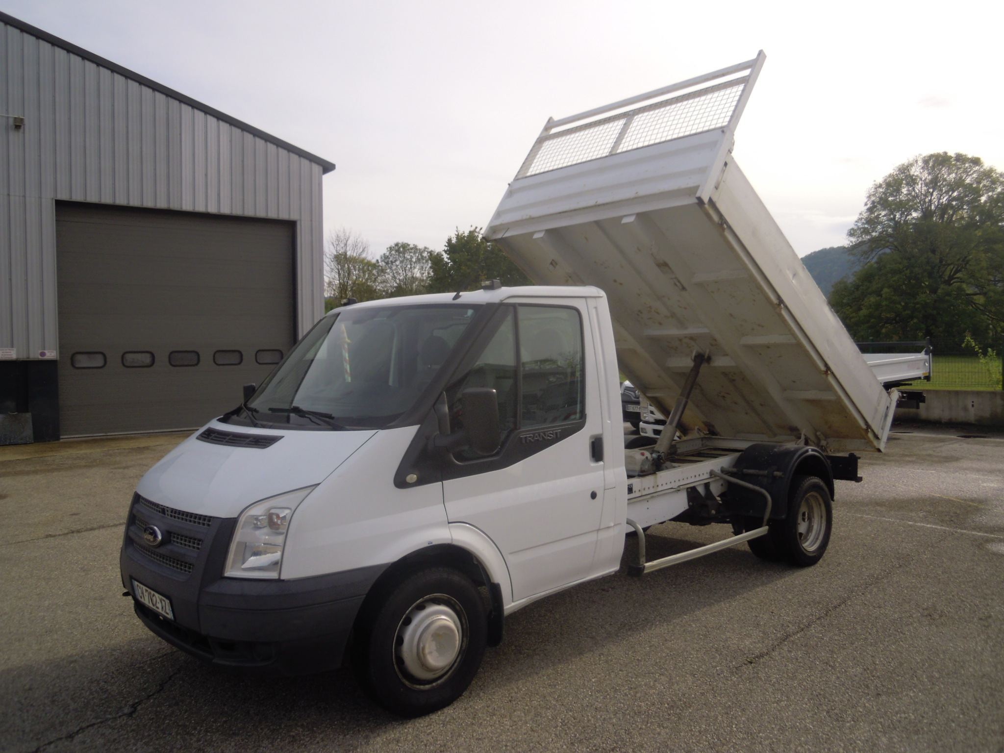 Photo FORD TRANSIT 350 MJ-100 PROP