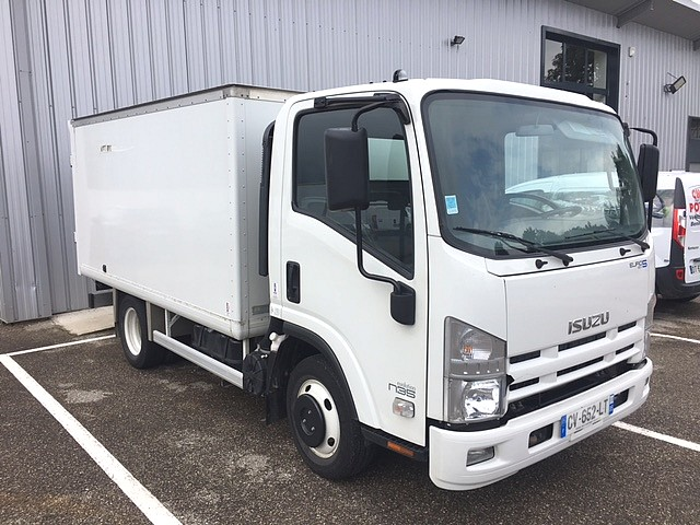 Photo ISUZU N35F