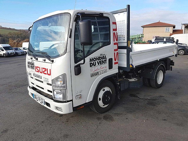Photo ISUZU L 35 E €5 B+