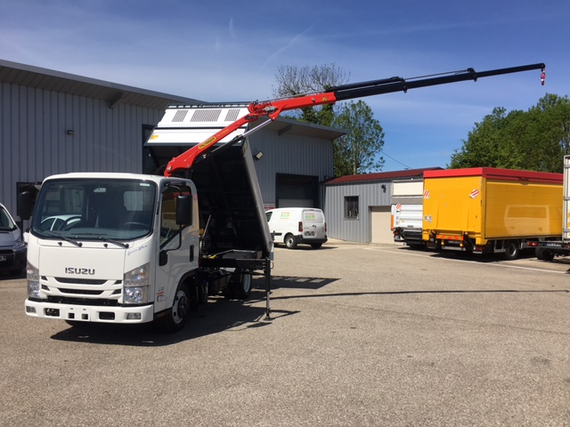 Photo ISUZU L35F