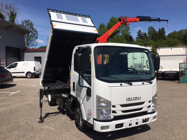 Photo ISUZU L 35