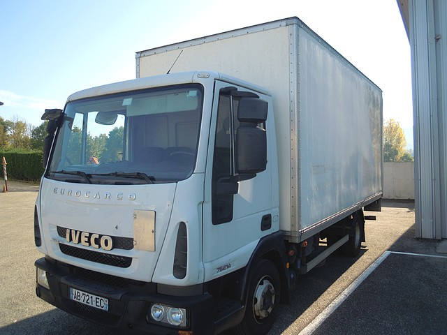 Photo IVECO EUROCARGO TECTOR 75E14