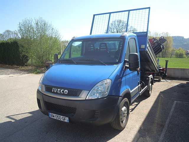 Photo IVECO DAILY 35S11