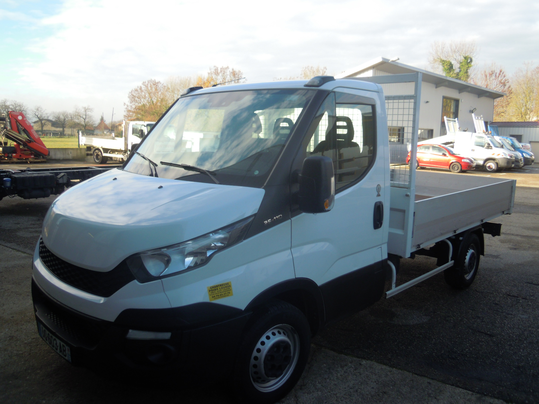 Photo IVECO DAILY 35 S 11
