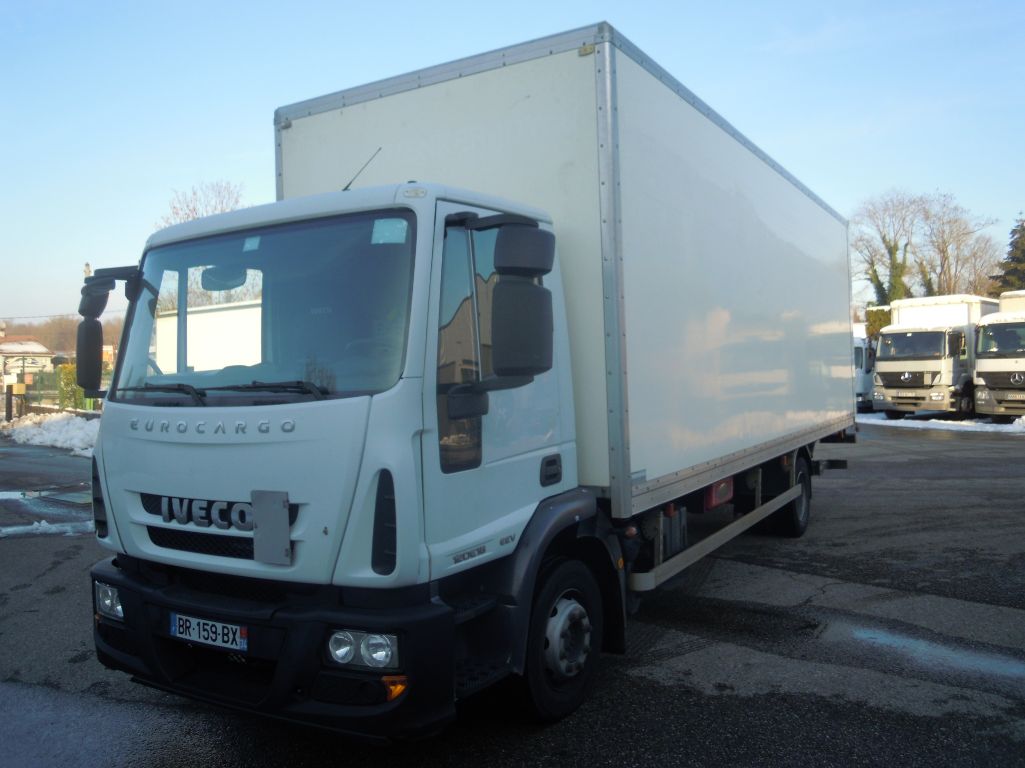 Photo IVECO EUROCARGO 120E18