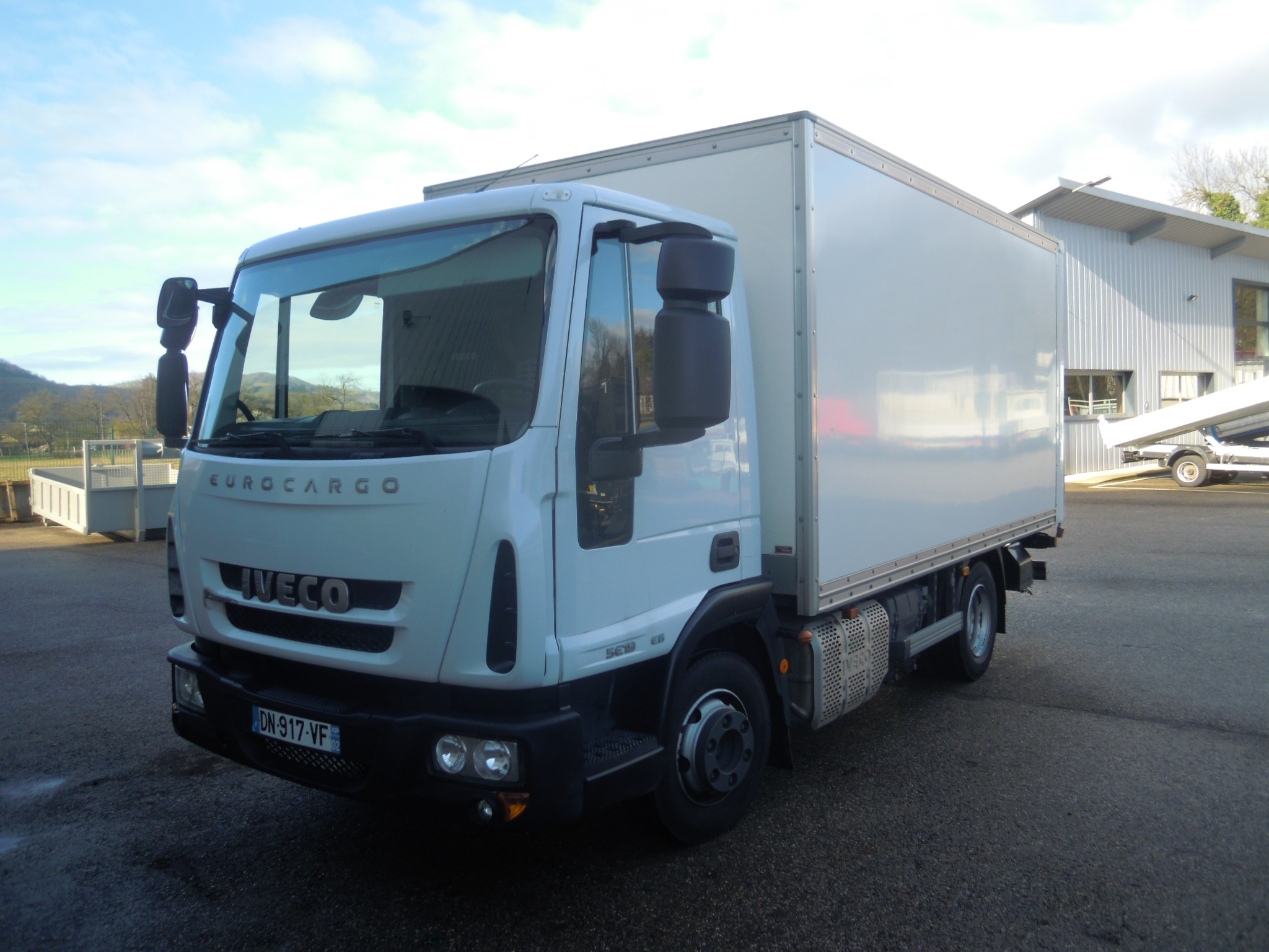 Photo IVECO EUROCARGO 75E19