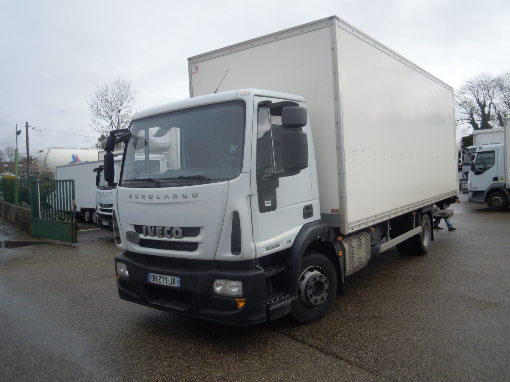 Photo IVECO EUROCARGO 120E19