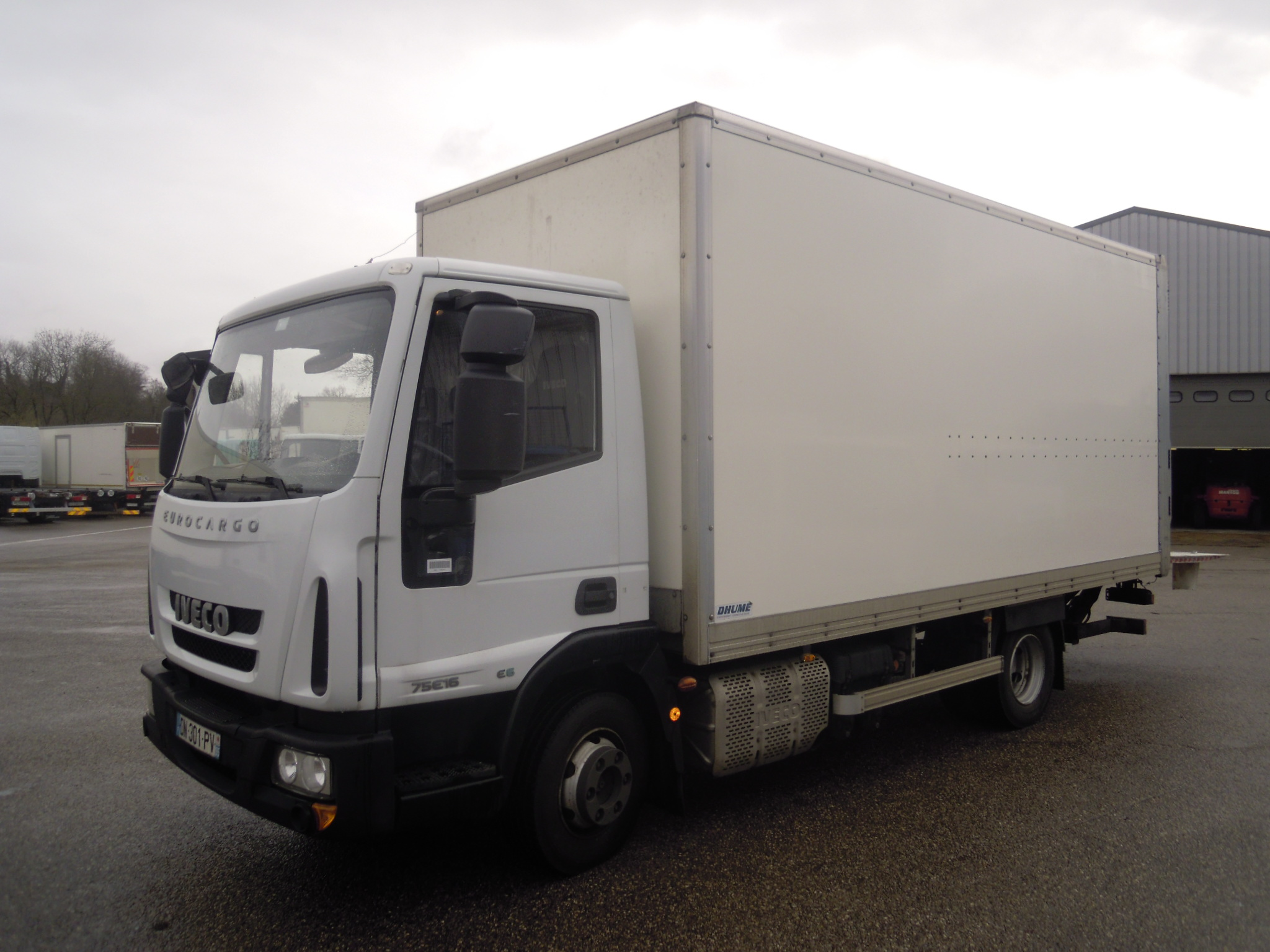 Photo IVECO EUROCARGO 75E16