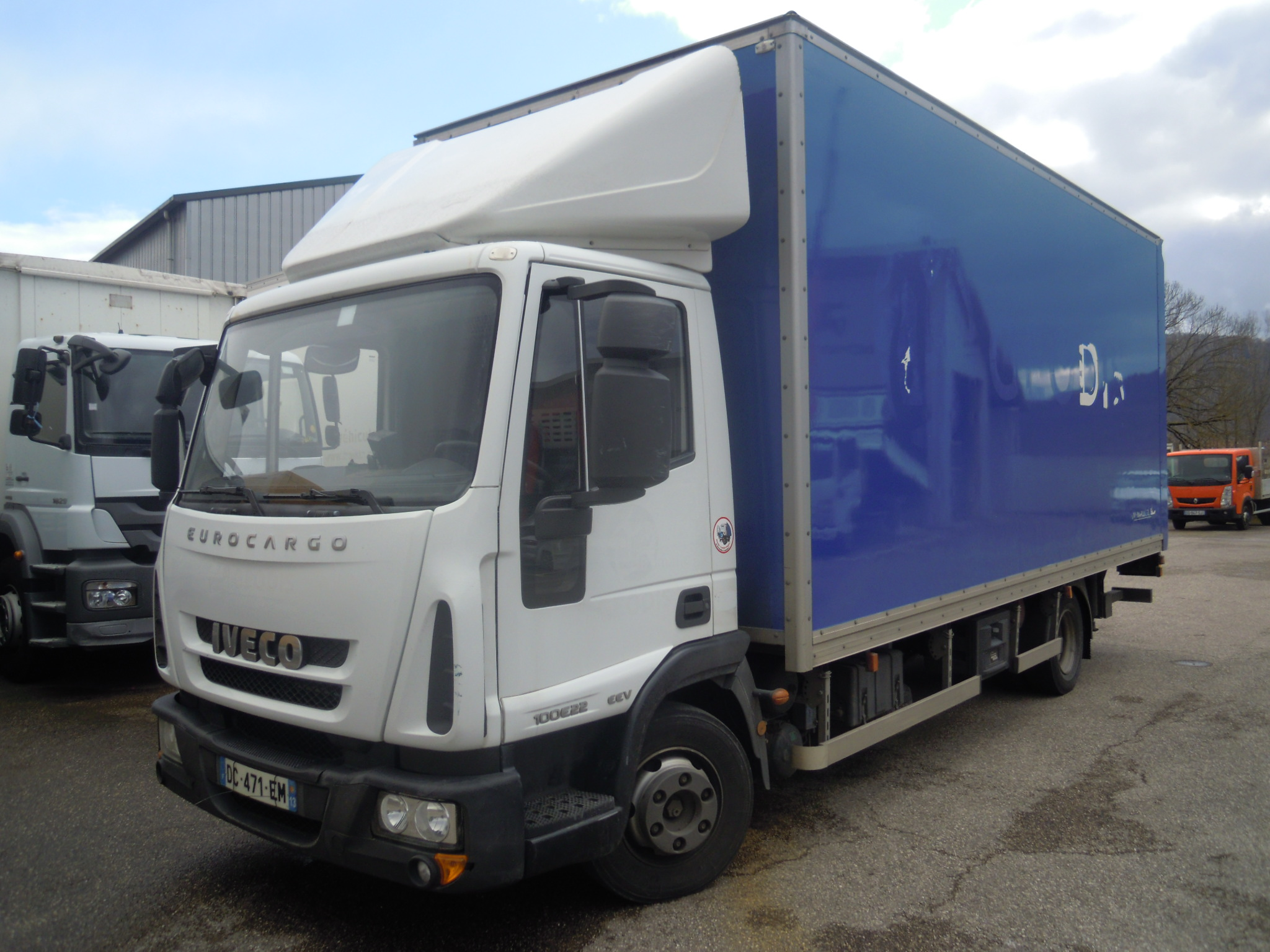 Photo IVECO EUROCARGO 100E22