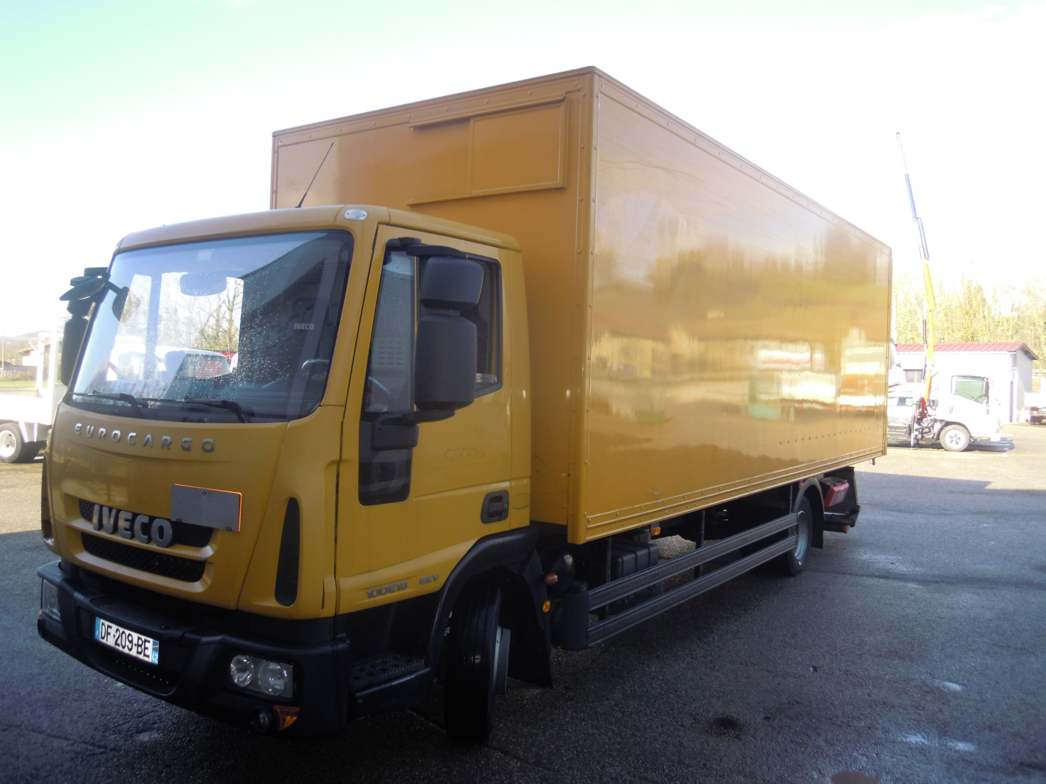 Photo IVECO EUROCARGO 100E18