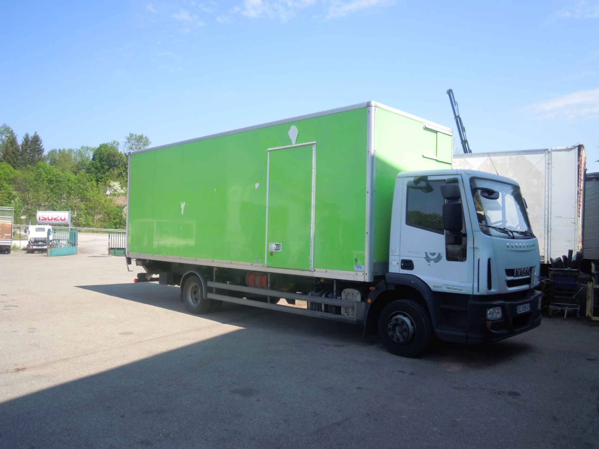 Photo IVECO EUROCARGO 120 E 18