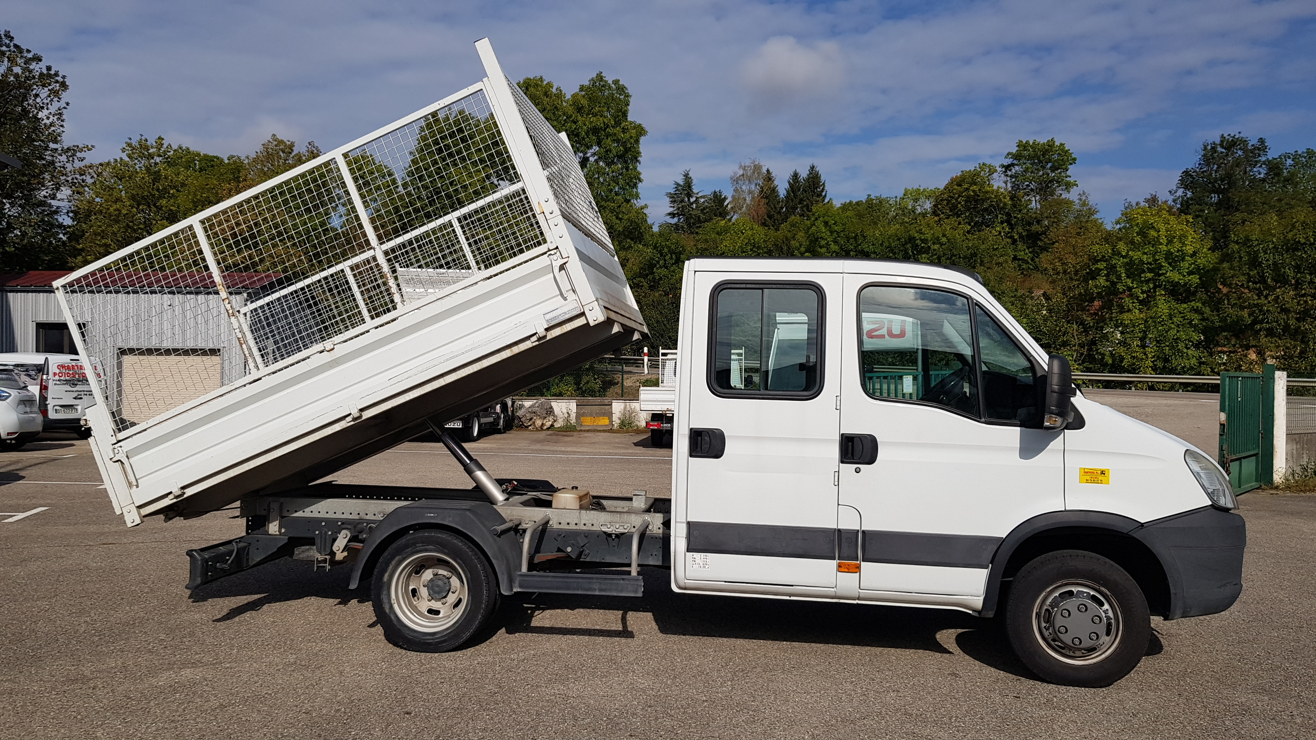 Photo IVECO DAILY 35C11