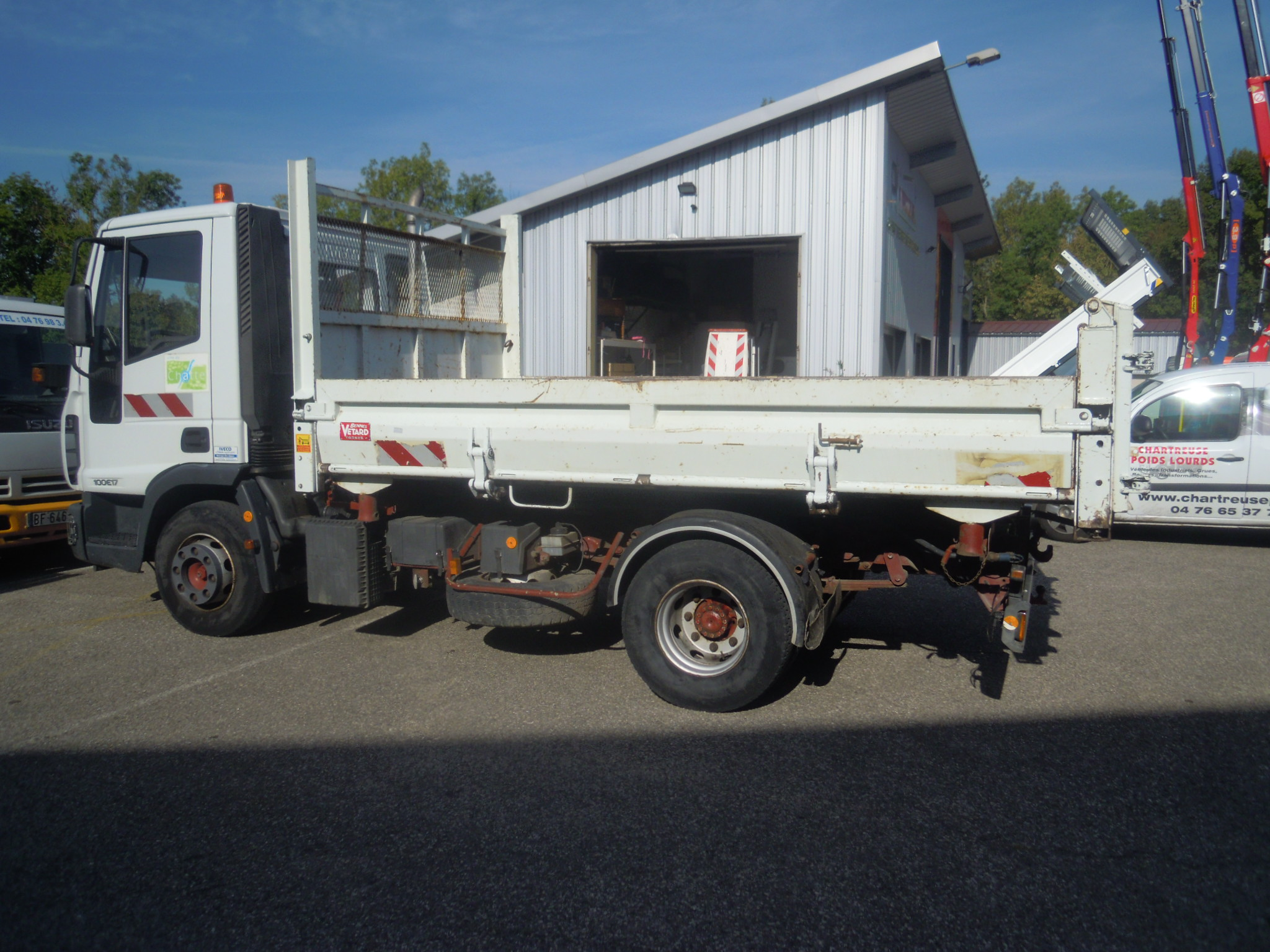 Photo IVECO EUROCARGO 100E17