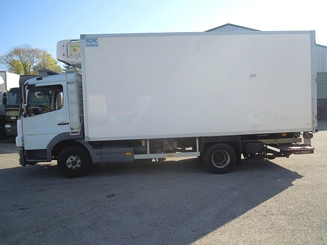 camion mercedes atego 10 24 d 39 occasion 728. Black Bedroom Furniture Sets. Home Design Ideas