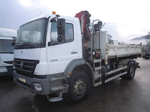 Photo MERCEDES AXOR 18/28 KN