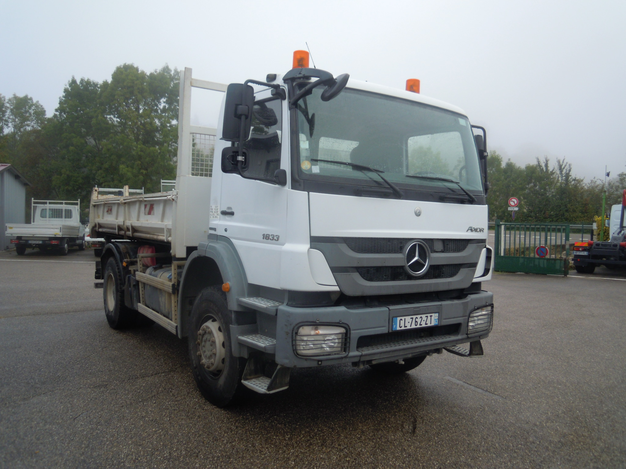 Photo MERCEDES AXOR 18/33 KN