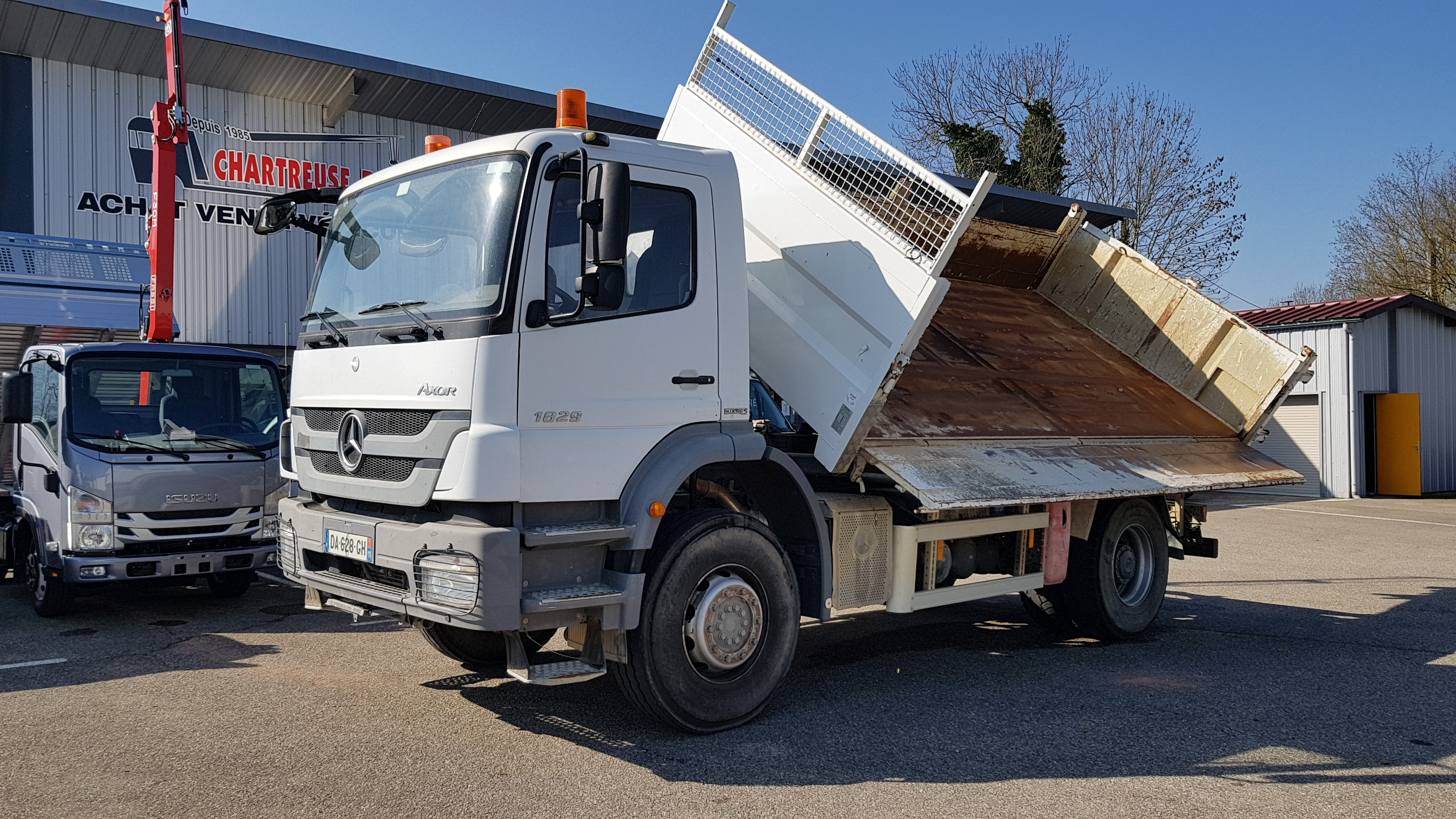 Photo MERCEDES AXOR 18/29 KN