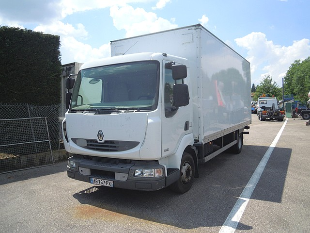 Photo RENAULT MIDLUM 160.08