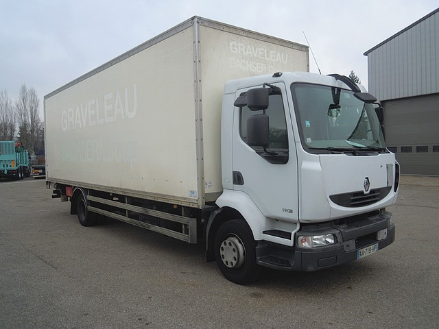 Photo RENAULT MIDUM 190.13