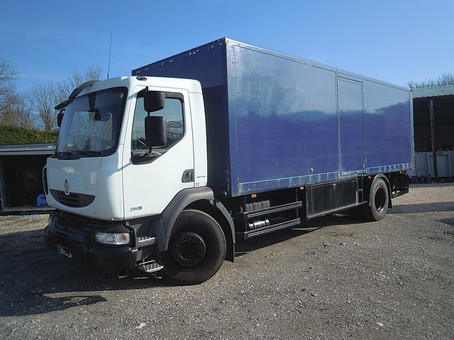 Photo RENAULT MIDLUM 280.18