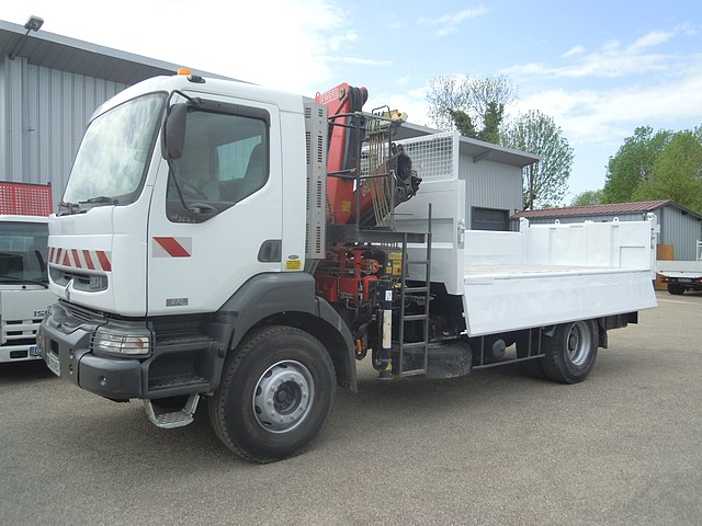 Photo RENAULT KERAX 270.19