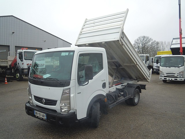 Photo RENAULT MAXITY 110.35