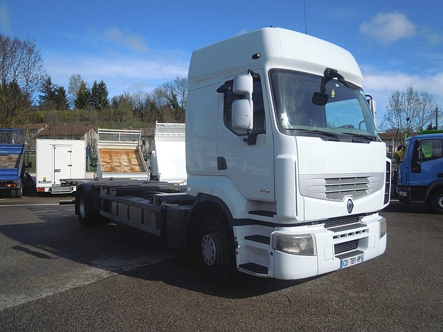 Photo Camion RENAULT P430.19