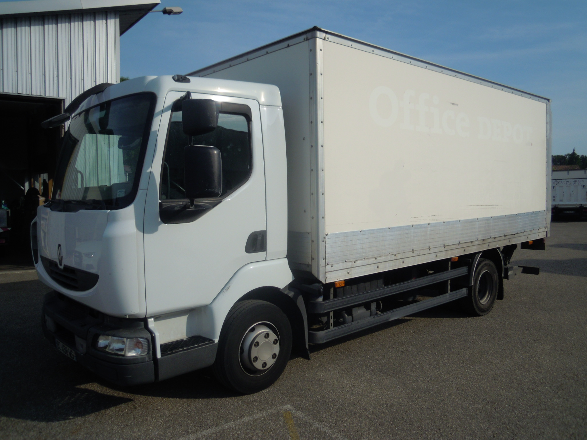 Photo RENAULT MIDLUM 180.12