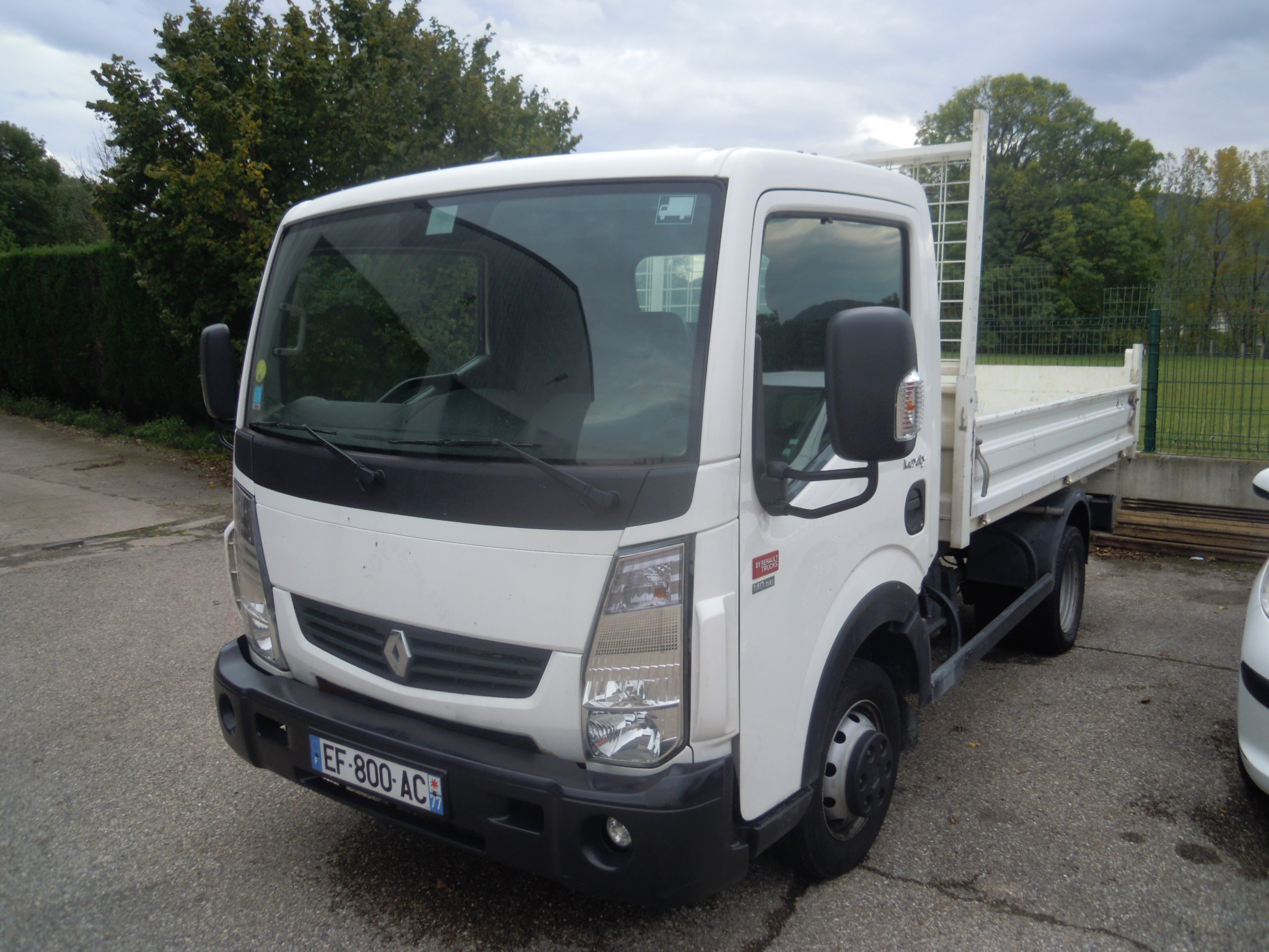 Photo RENAULT MAXITY 140.35