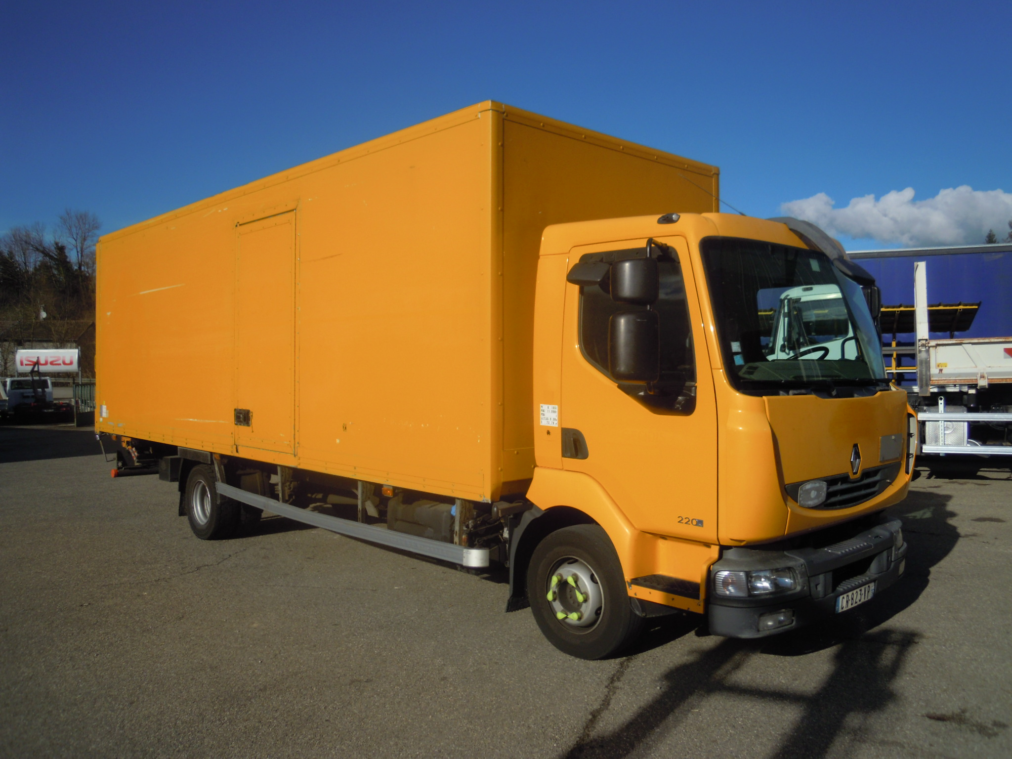 Photo RENAULT MIDLUM 220.12 220.12