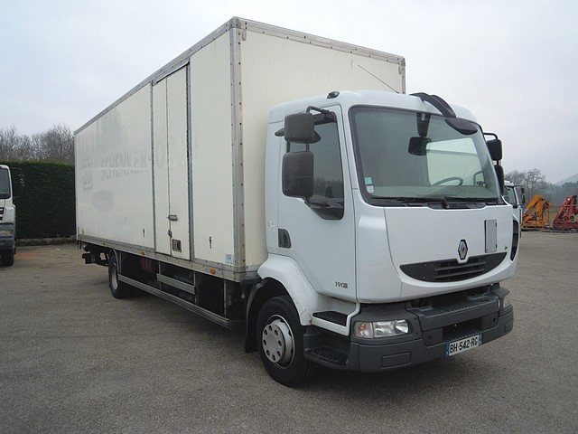 Photo RENAULT MIDLUM 190.13