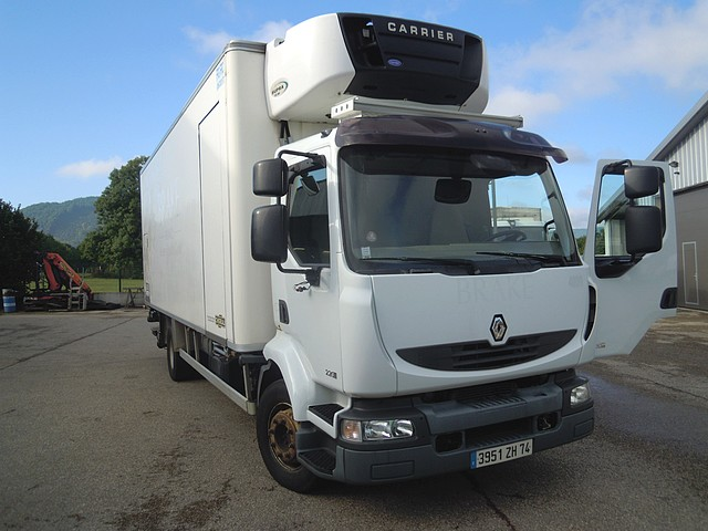 Photo Camion RENAULT MIDLUM 220.16