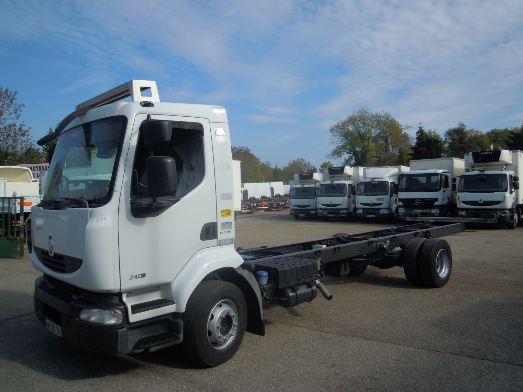 Photo RENAULT MIDLUM 240.16