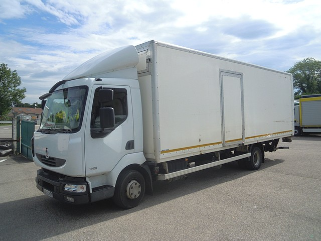 Photo RENAULT MIDLUM 190.12 DXI