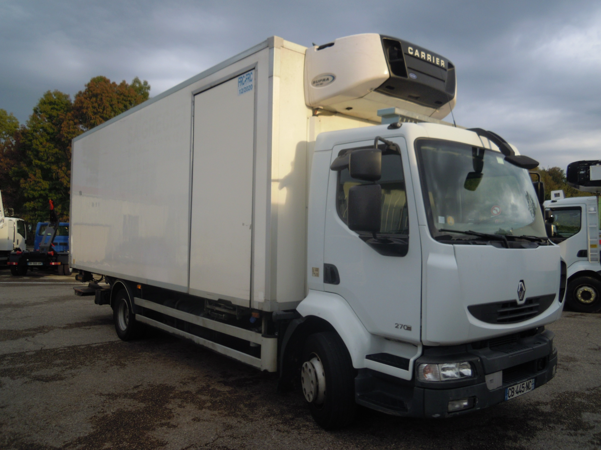 Photo RENAULT MIDLUM 270.13