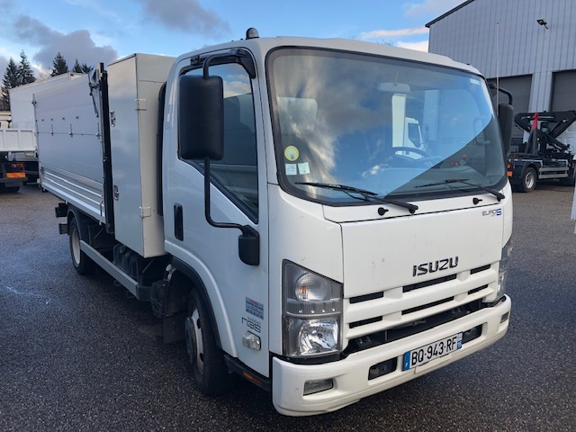 Photo Utilitaire ISUZU N35H