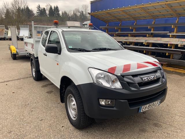 Photo ISUZU DMAX